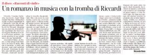 Corriere del Mezzogiorno 1 ottobre 2016