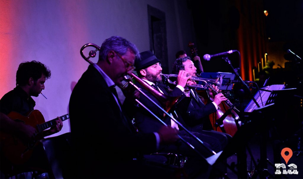 Uanema Orchestra - Ciro Riccardi (tromba)